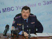 Самый узнаваемый милиционер Запорожья вернулся из АТО