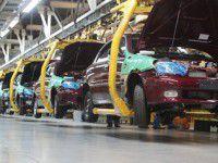 Запорожский автомобильный завод остановил производство