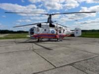 Возле запорожской больницы будут садиться вертолеты