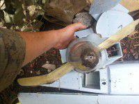 В Запорожском регионе сбили беспилотный самолет из РФ