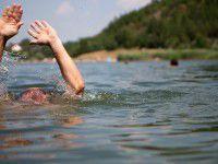 На пляже запорожского курорта погиб африканец