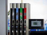 Запорожская АЗС лишилась 40 тысяч литров газа