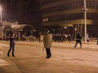 Суд пожалел милиционеров, которые разгоняли Майдан