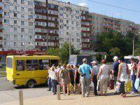 Провокаторы организовывают митинги прямо на остановках — Самооборона
