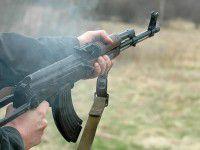 В воинской части Запорожья пьяный майор целился из автомата в солдата