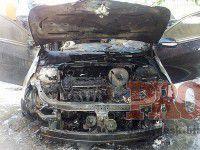 В Бердянске взорвали многострадальный автомобиль Ольги Бойко