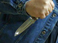 Житель курортного города с ножом обчистил двух беженок из зоны АТО