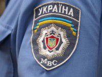 Милиционеры защищались от дебошира скамейкой и газовым баллончиком