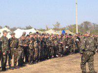 Бойцы батальона территориальной обороны: «Мечтаем о бритве и зубной щетке!»