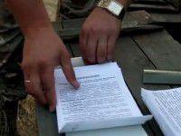На солдатских похоронах в Херсоне запорожцы раздавали сепаратистские листовки