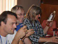 На встрече коллекционеров в Запорожье выпили 750 литров пива