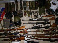 Запорожские СБУшники задержали вооруженных боевиков