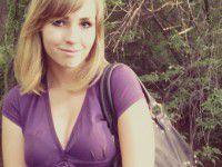 В Запорожье пропала девушка в черном (Фото)