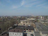 Утреннее фото: Виртуальная прогулка по крышам домов