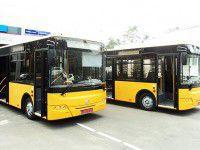 ЗАЗ выпускает на рынок городской автобус