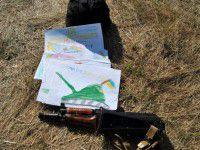 У солдат есть примета: с рисунком ребенка в кармане  не убьют — активист