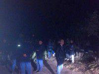 Четыре дня без света: жители Запорожья-Левого перекрыли дорогу
