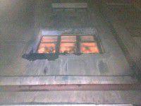 В квартиру в центре Запорожья кинули коктейль Молотова