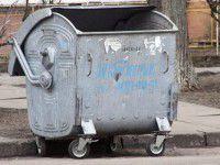 На Фестивальной установят мусорный бак со списком  кандидатов на люстрацию