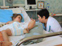 Лиза Бабаш находится в реанимации в тяжелом состоянии — волонтер