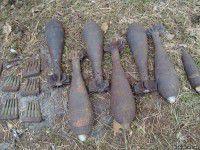 Под Запорожьем взорвали мину