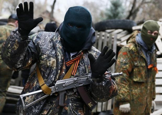 «Война нервов» на оккупированных территориях