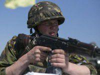 Запорожские волонтеры двое суток искали спрятавшегося в зоне АТО бойца