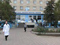 Отделение Запорожской облбольницы закрыли на карантин
