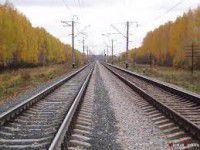 Возле железной дороги нашли тело мужчины