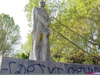 В Запорожье чиновники передумали обсуждать снос памятника Дзержинского