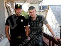 Арсен Мирзоян записал песню с известным гонщиком