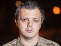 Семен Семенченко едет в Запорожье