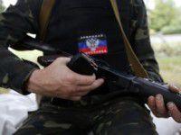 Боец из Запорожской области угодил в плен к сепаратистам