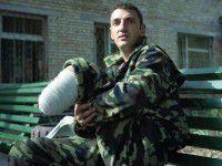 В Киеве собирают деньги для запорожского бойца, потерявшего под «Градом» ногу