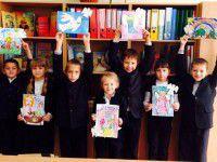 Фотофакт: Запорожские школьники отправили в зону АТО «ангелов -хранителей»