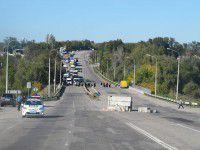 Жители запорожского села подняли бунт из-за строительства блокпоста