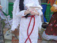 Фотофакт: Чтобы вылечить бойца, на аукционе продают Ангела-хранителя Украины