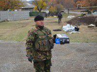 Фотофакт: Запорожский журналист получил долгожданный тепловизор