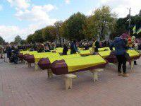 Депутаты выделили деньги на захоронение бойцов, погибших на востоке