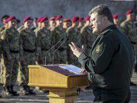 Бойцы 23-го батальона так и не получили форму, подаренную Президентом