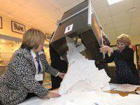 В ЦИК подсчитали половину голосов: коммунисты обогнали «Самопоміч»