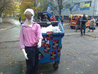 Дело о разгоне запорожского Майдана: мусорный бак, кукольный Межейко и клыки экс-губернатора