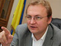 Мэр Львова в Запорожье: «Истребление памятников Ленина – это не симпатично»