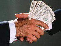 Сотрудница налоговой инспекции «погорела» на многотысячной взятке