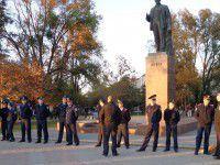 Почему бердянцам не удалось свалить Ленина- взгляд местного жителя