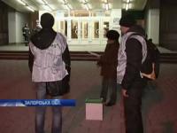 В Запорожье из участка украли двоих наблюдателей
