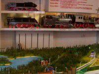 В Запорожье представят выставку миниатюрных поездов