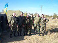 Запорожский батальон территориальной обороны снова собирается в зону АТО