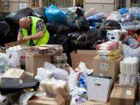 Из Запорожья в Краматорск отправили 20 тонн гуманитарной помощи