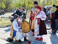 Как запорожцы отгуляли казацкий фестиваль (Фото)